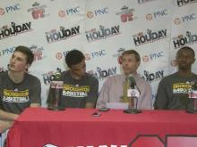 Press Conference: Broughton  (Dec. 28, 2013)