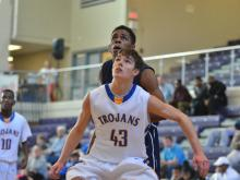 Boys Basketball Garner 59, Moss Point (MS) 54