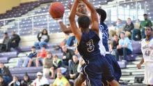 IMAGES: Boys basketball:  Garner 59, Moss Point  54