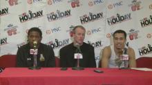 Press Conference: Apex  (Dec. 28, 2013)