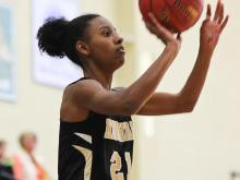 Girls Basketball: Hillside vs Knightdale (Dec. 26, 2014)