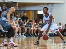 Boys Basketball:  Broughton vs Knightdale (December 26, 2014)