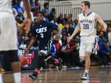 Boys Basketball:  Garner vs Millbrook (December 26, 2014)