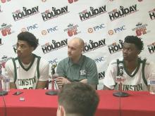 Kinston press conference