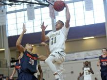 Boys Basketball: Brighton vs. Knightdale (December 27, 2014)