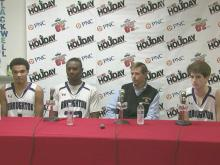 Broughton press conference