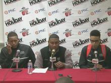 VES press conference