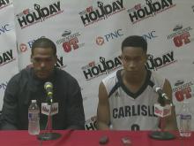 Carlisle press conference