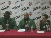 Liberty press conference