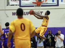 Boys Basketball: Wesleyan vs. Word of God (December 29, 2014)