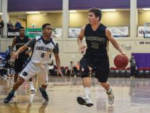 Boys Basketball:  Ravenscroft vs Carlisle School (December 30, 2