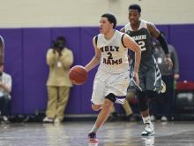 Boys Basketball:  Trinity Christian vs Word of God (December 30,