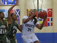 Girls Basketball: Ravenscroft vs Riverside Martin (December 26, 2015)