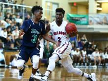 Terry Sanford 61, Leesville High 42