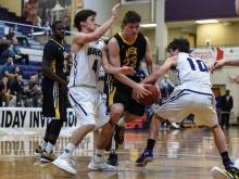 Broughton High School vs Apex High School, December 28, 2015