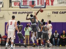High Point Wesleyan High School vs Carisle School, December 28,