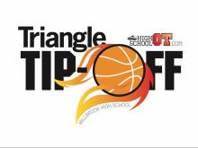 Triangle Tip-Off Tournament Logo