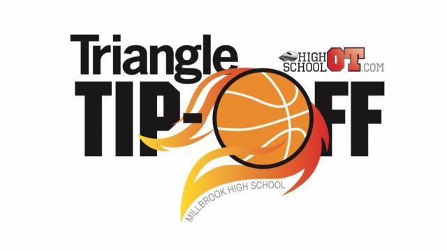 Triangle Tip-Off Tournament Logo