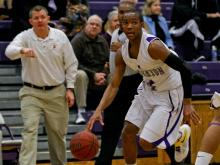 Broughton's boys basketball team held on to defeat Sanderson, 58-52.