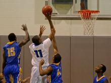 Boys Highlights: Garner vs. Clayton (Feb. 6, 2013)