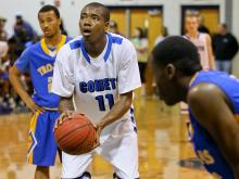 Clayton came from behind to defeat Garner on Wednesday night, forcing a tie for first place in the Greater Neuse.
