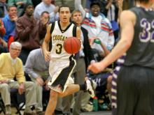 Boys Basketball: Apex vs. Broughton (Mar. 1, 2013)