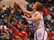 Boys Basketball: Broughton vs. Seventy-First (Mar. 9, 2013) - (Photo By: Beth Jewell)