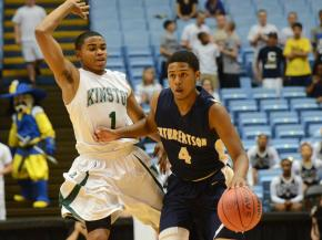 Boys Basketball: Kinston vs. Cuthbertson (Mar. 16, 2013) - Photo By: Beth Jewell