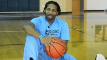 IMAGES: Panther Creek senior in spotlight after glass-shattering dunk