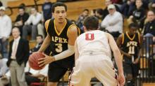 Boys Basketball: Apex vs. Middle Creek (Jan. 24, 2014)