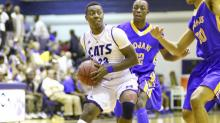Boys Basketball: Garner vs. Millbrook (Feb. 26, 2014)