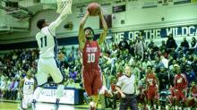 IMAGES: Boys Basketball: Seventy-First vs. Millbrook (Feb. 28, 2014)