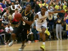 Apex upset Northern Durham on Friday night with a buzzer-beater, advancing to the Eastern Regional.
