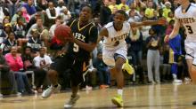 IMAGES: Boys Basketball: Apex vs. Northern Durham (Feb. 28, 2014)