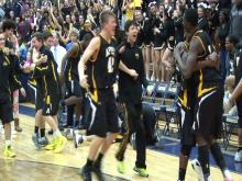 VIDEO: Apex's Majid Raji hits buzzer-beater to defeat Northern