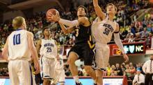 IMAGES: Boys Basketball: Apex vs. Lake Norman (Mar. 15, 2014)