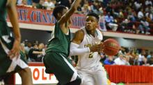 IMAGES: Boys Basketball: Kinston vs. North Rowan (Mar. 15, 2014)