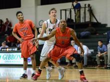 Boys Basketball: Southern Durham vs. Cardinal Gibbons (Jan. 29,