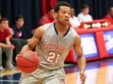 Boys Basketball: Whiteville vs. Voyager (Mar. 3, 2015)