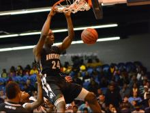 Boys Basketball: Northside vs Voyager Academy (March 6, 2015)