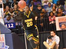 Boys Basketball: Fairmont vs Kinston (March 7, 2015)
