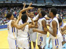 Boys Basketball: Garner vs. Ardrey Kell (Mar. 14, 2015)