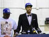 Brandon Ingram commits to Duke (Apr. 27, 2015)