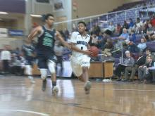 Boys Highlights: Broughton 67, Leesville 60 (Dec. 29, 2015)