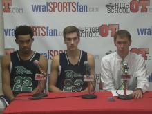 Leesville Road press conference