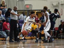 Broughton High School vs Leesville Road High School, December 29