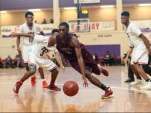 Jay Robinson High School vs Trinity Christian High School, Decem