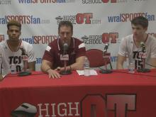 Postgame press conference: Trinity (Dec. 29, 2015)