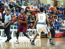 Boys Basketball: Virginia Episcopal vs. Carlisle School (Dec. 29, 2015)