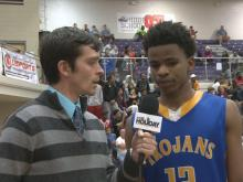 Postgame Interview: Thomas Allen (Dec. 29, 2015)